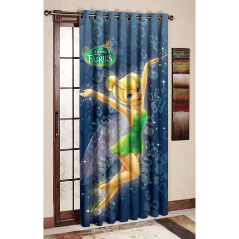 Tinker Girl Polyester Disney cartoon Door and Window Curtain
