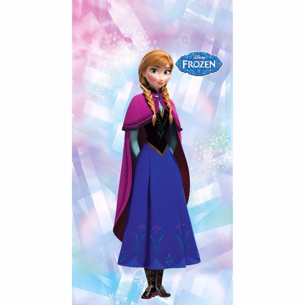 Disney Anna Classic Polyester Curtain Front View