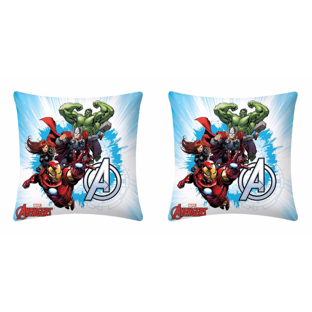 Uber Urban 100% Polyester Filled Marvel Cartoon Cushion- 1 piece pack - Über Urban Cushion