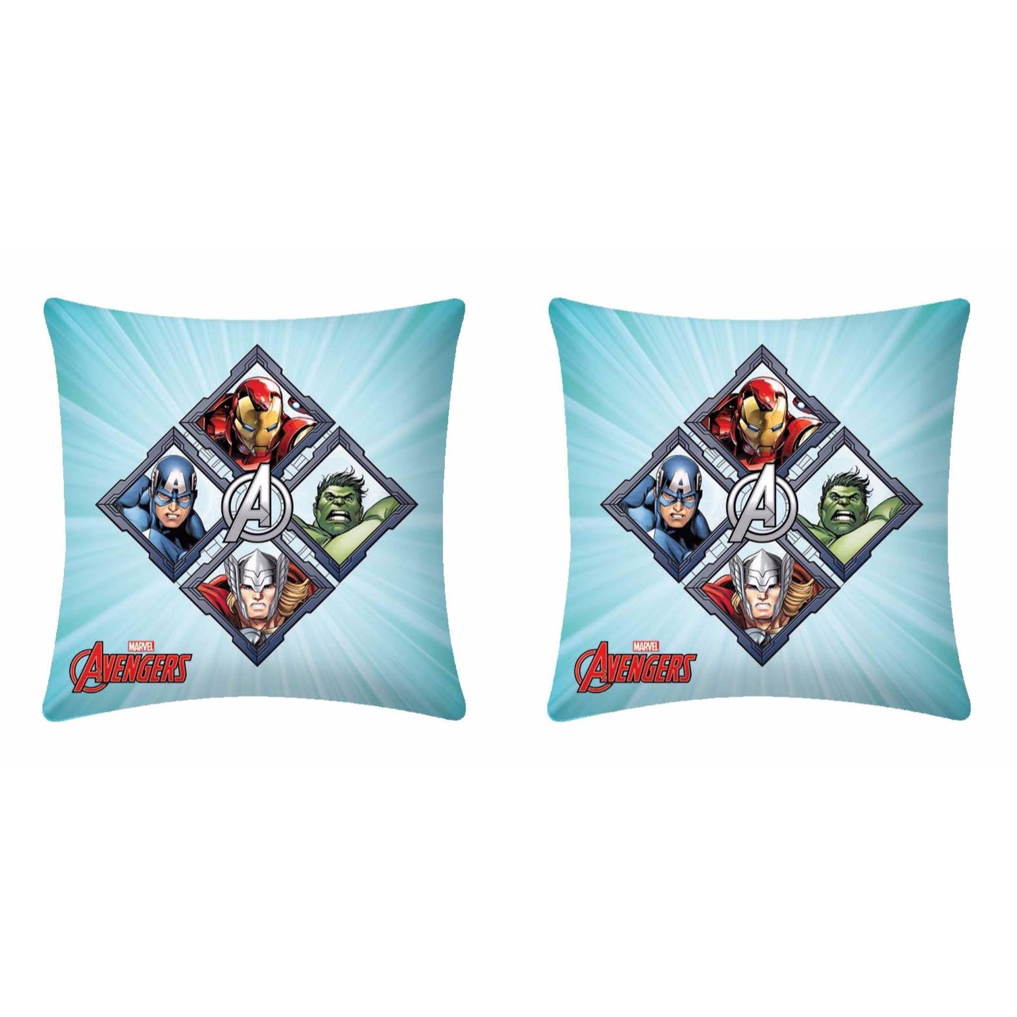 Avenger Fighters Polyester Cartoon Cushion- 1 Piece Pack - Über Urban Cushion
