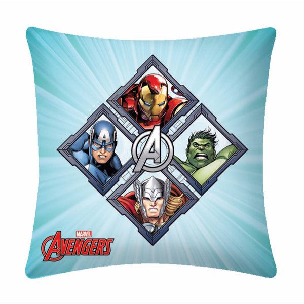 Marvel's Avengers Team Cushion Cover (Single) - uber-urban