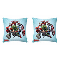 Uber Urban 100%  Marvel Cartoon Cushion Cover - 1 piece pack