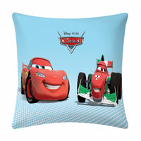 Race car smiles  Disney Cartoon Cushion Cover- 1 piece pack - uber-urban