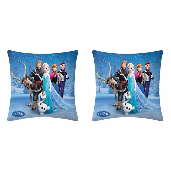 Uber Urban Disney Cartoon Cushion Cover- 1 piece pack