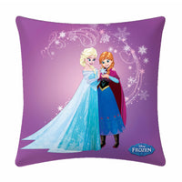 Disney Anna Shining Star  Cartoon Cushion Cover- 1 Piece Pack
