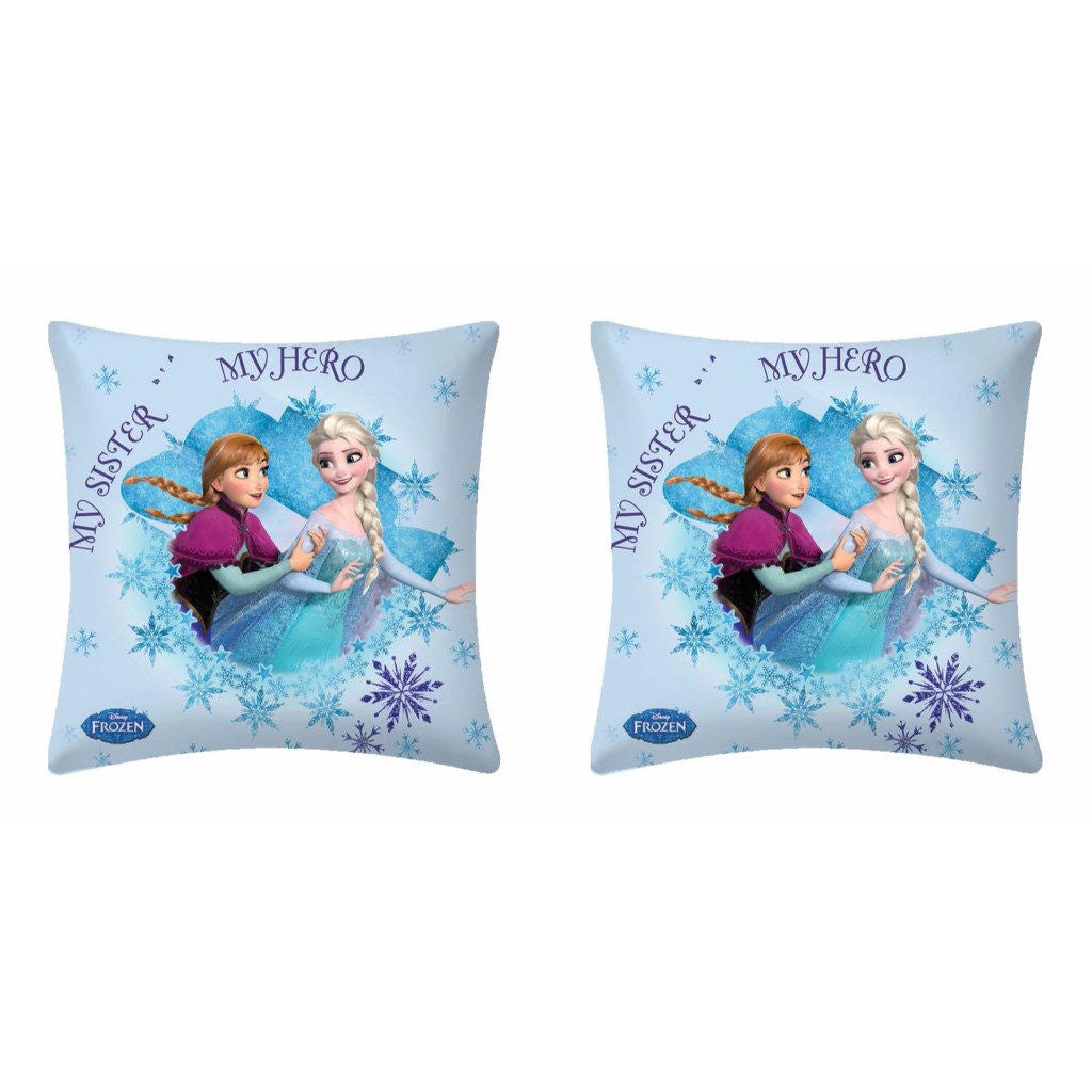 Disney Frozen My Sister My Hero Cushion (Pack Of 2)