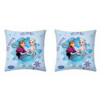 Disney Frozen My Sister My Hero Cushion Cover (Pack Of 2)