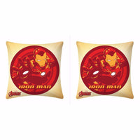 Iron Man Repulsor Beam Cushion Covers (Pack Of Two)