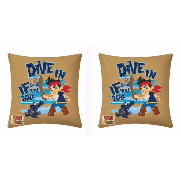 Disney If You Dare Dive In Cushion Cover - Two piece pack