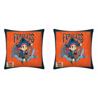 Disney Fearless Cushion Cover Two piece pack - uber-urban