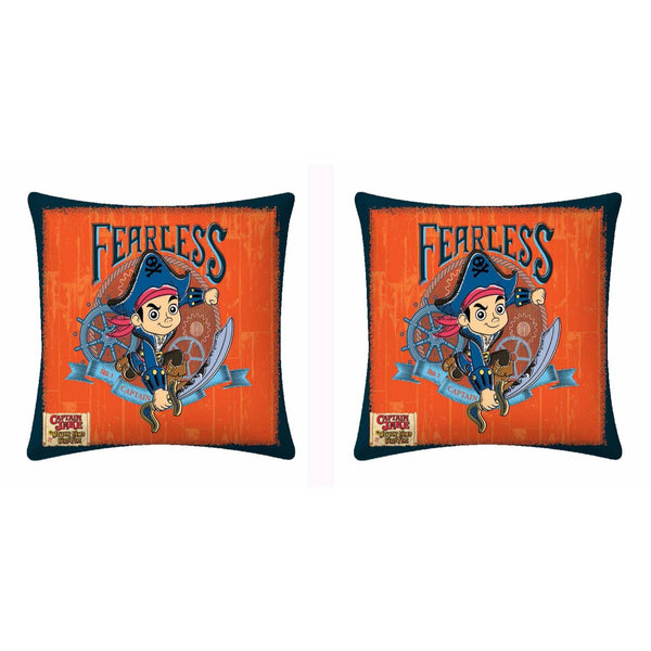 Disney Fearless Cushion Cover Two piece pack