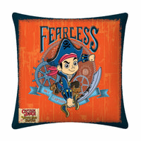 Disney Fearless Orange Cushion Cover- 1 piece pack