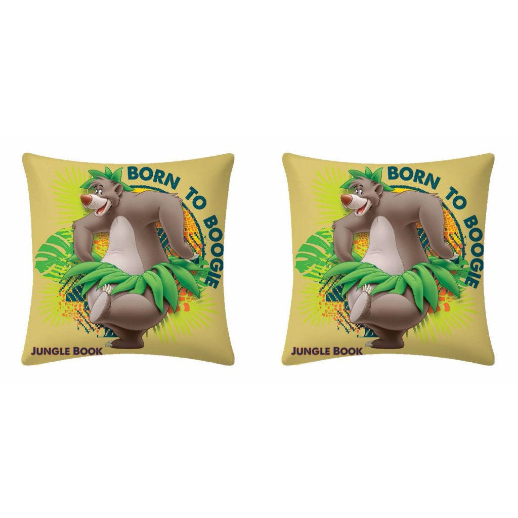 Disney Born To Boogie Cushion (Pack Of Two)
