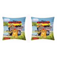 Disney We Are The Lion Guard Cushion Cover - 2 Piece Pack
