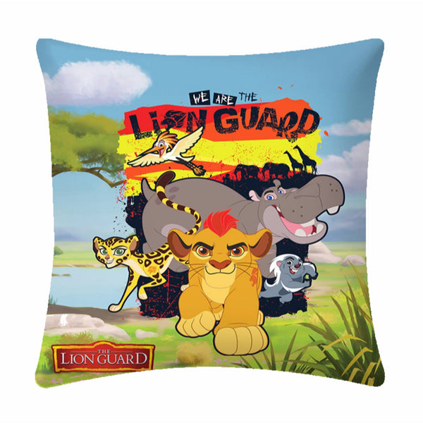 Disney We Are The Lion Guard Cushion Cover - 1 piece pack