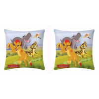 Disney Lion Guard Cushion Cover- 2 piece pack - uber-urban