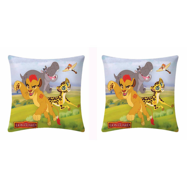 Disney Lion Guard Cushion Cover- 2 piece pack
