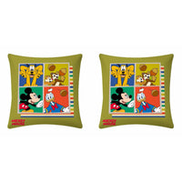 Disney Mickey Mouse Family Cushion Cover - 2 piece pack