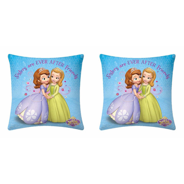 Disney Sisters Are Ever After Friends Cushion Cover - 2 piece pack