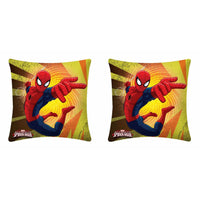 Uber Urban 100%  Marvel Cartoon Cushion Cover- 1 piece pack