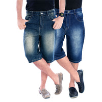 Black - Blue Duo Haiper Shorts - uber-urban