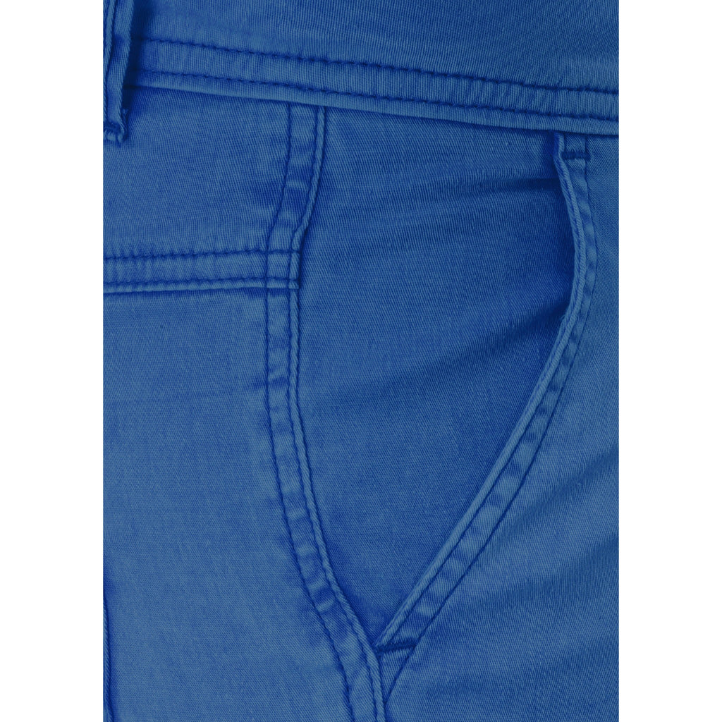 Royal Blue Frida Shorts - Über Urban Shorts