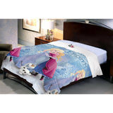 Disney Winter Hug Poly Cotton Dohar - uber-urban