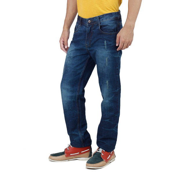 Deep Sea Blue Fury Denim - uber-urban