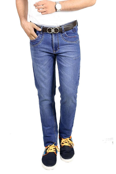 Blue Kacper Denim - uber-urban