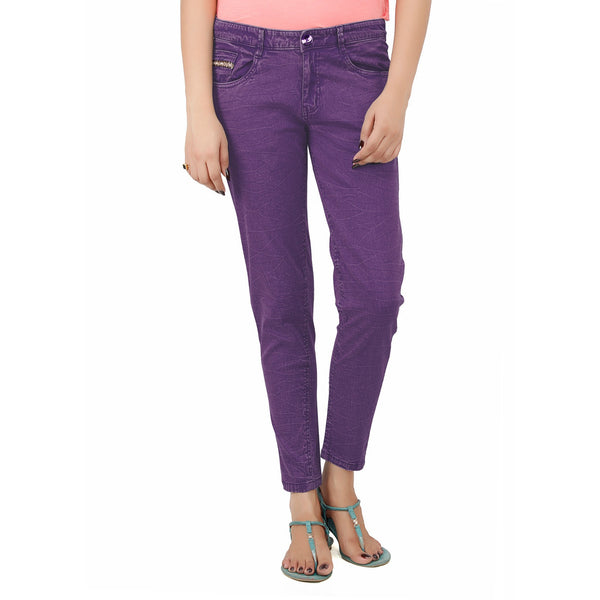 Purple Krack Pant - uber-urban