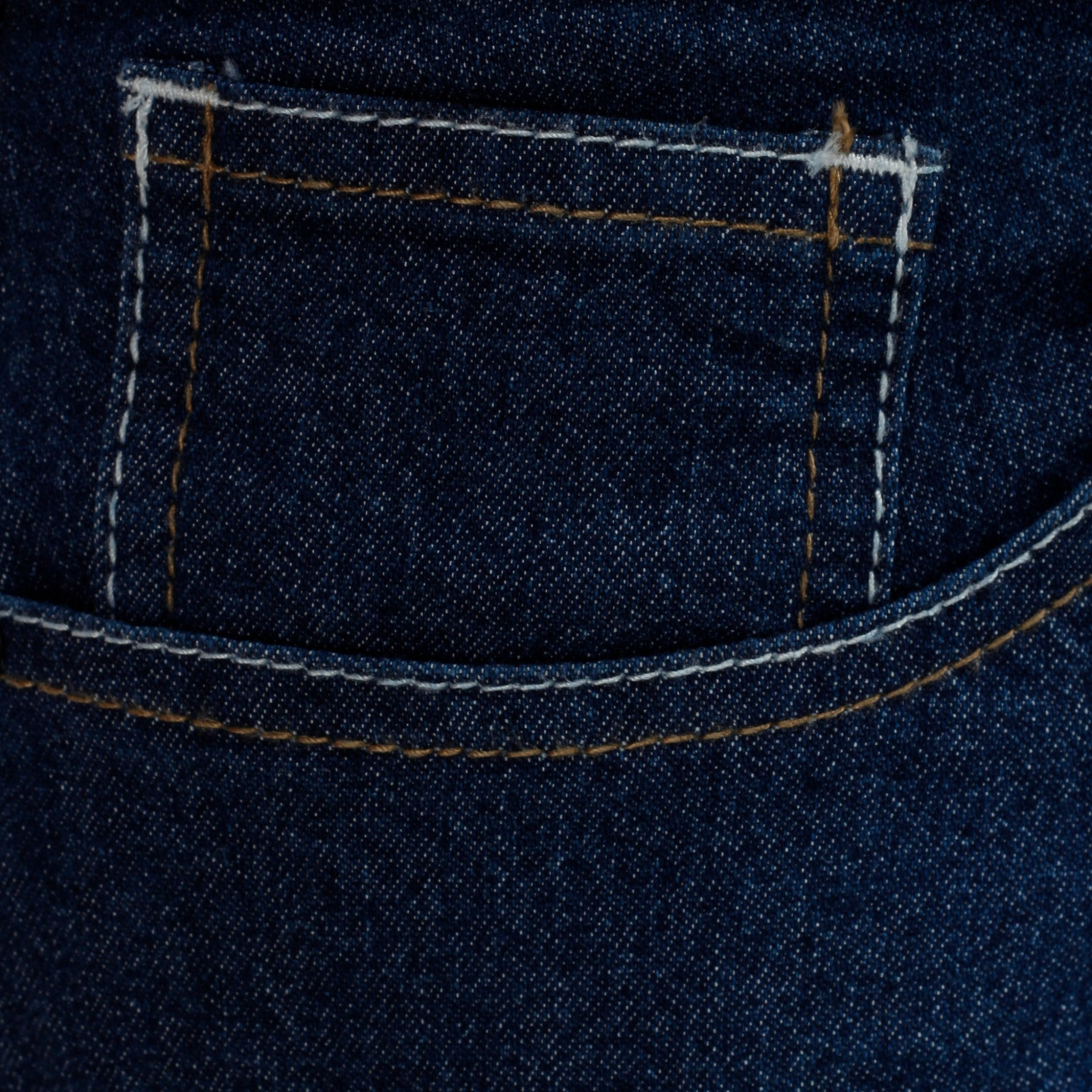 Navy Blue PIUS Jeans