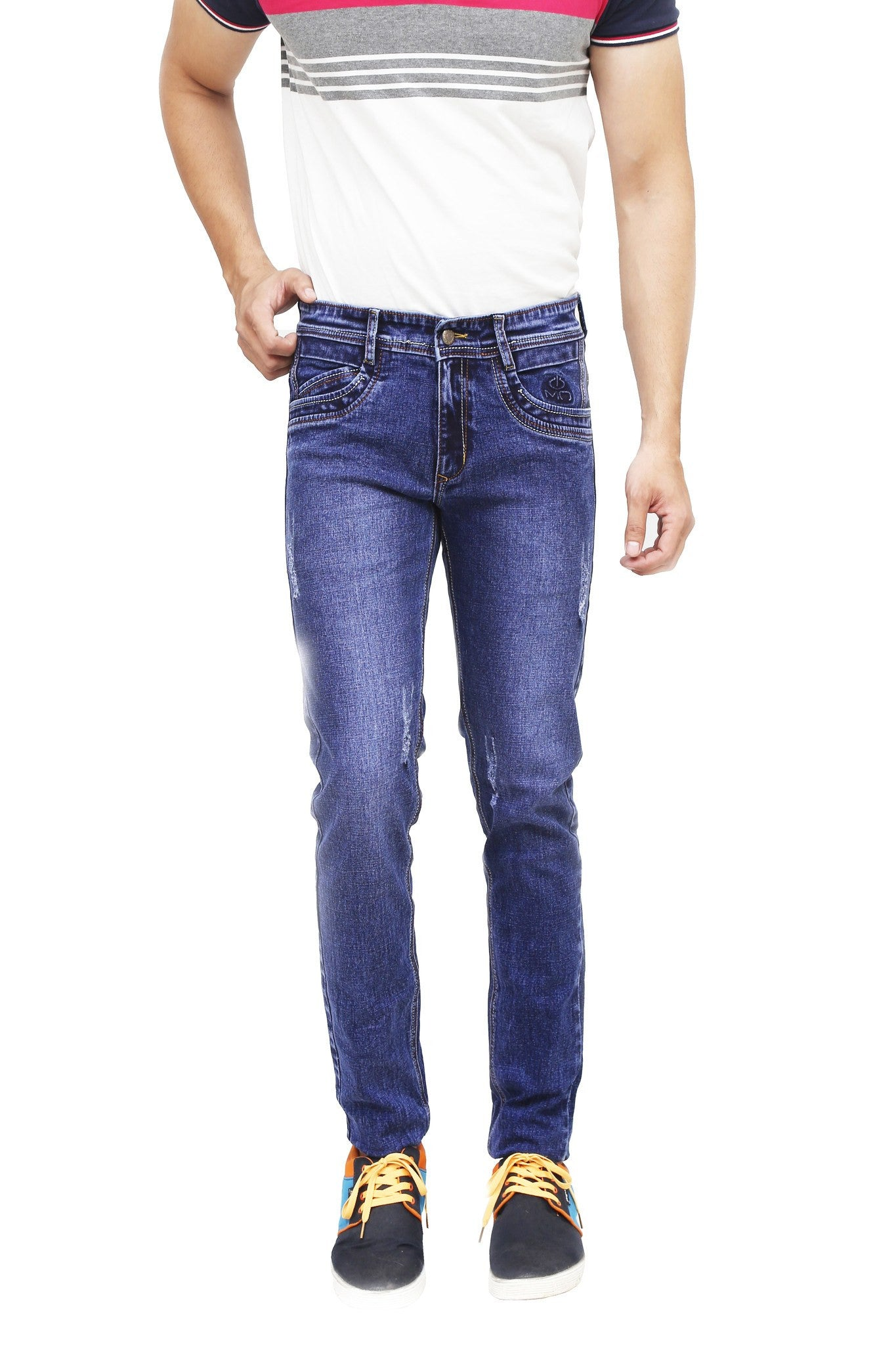 Shady Blacklue Nestor Jeans - Über Urban JEANS