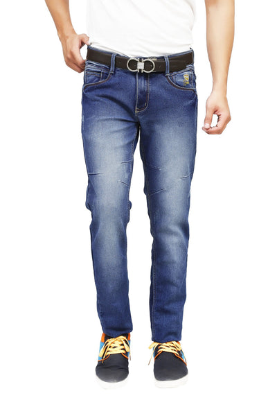 Cloudy Blue Pacom Denim - Über Urban JEANS