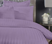 Super King Purple Bedsheet with 4 Pillow Covers