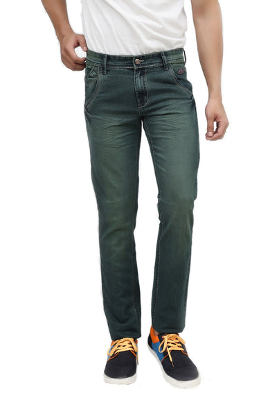 Dark Sea Green Rogers Denim