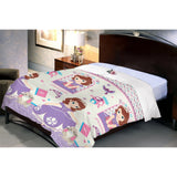 Disney Sopia Poly cotton Dohar