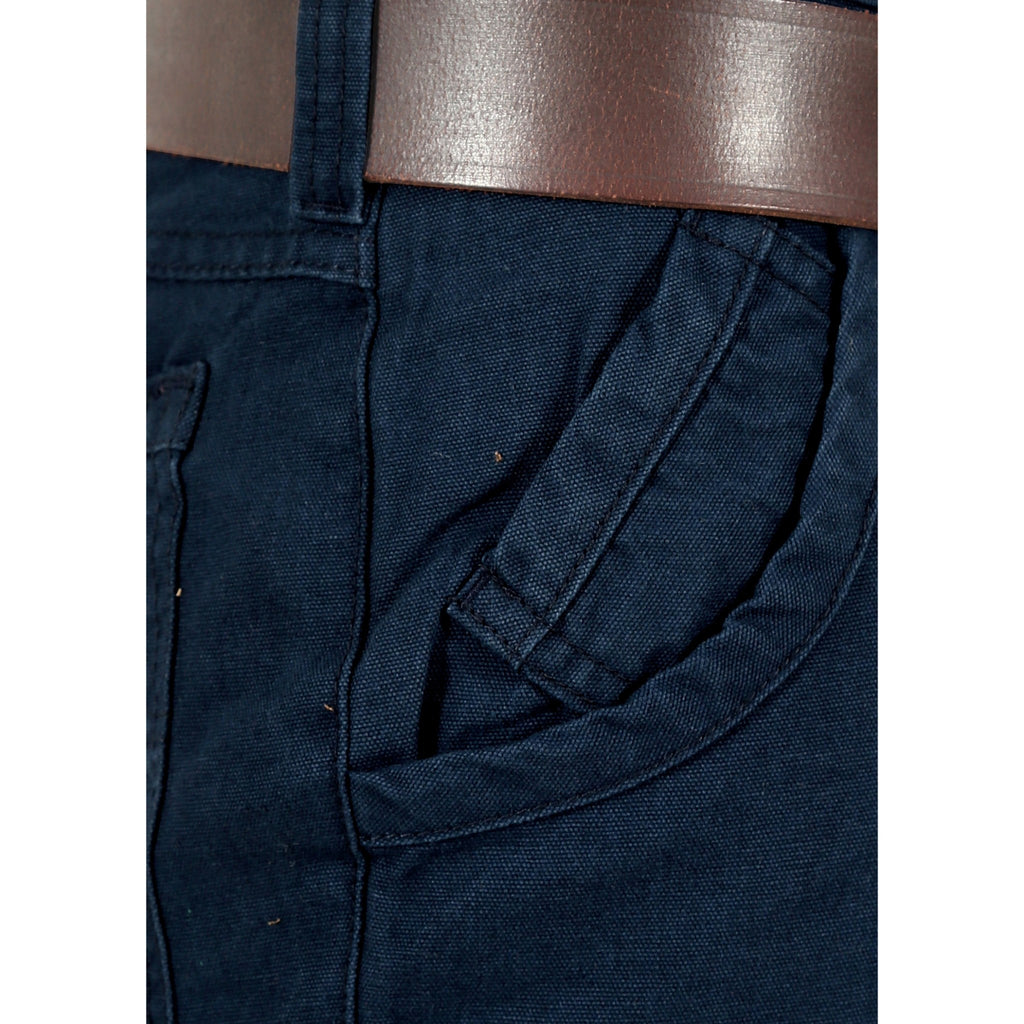 Uber Blacklue Trouser close up view