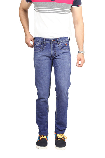Navy Blue Victors Denim - uber-urban