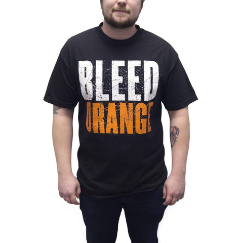 """Bleed Orange"" Shirt"