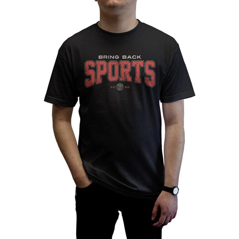 """Bring Back Sports Baseball"" Shirt"