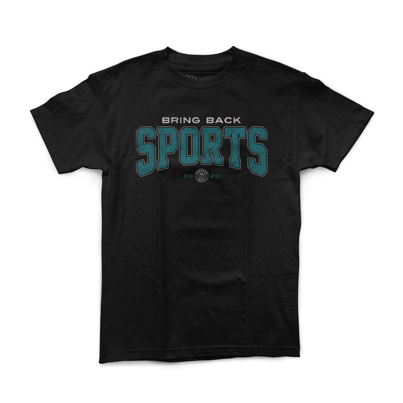 """Bring Back Sports Football"" Shirt"