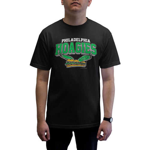 "Buy Now – ""Hoagie"" Shirt – Philly & Sports Merch – Cracked Bell"