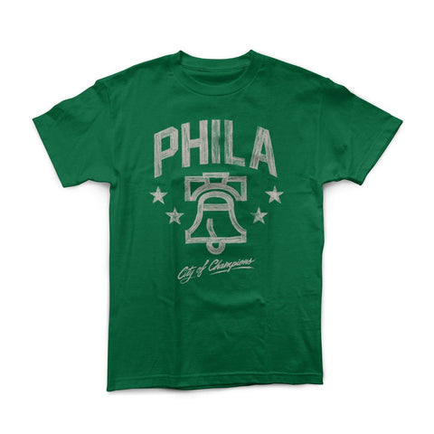 """City of Champions"" Kelly Shirt"