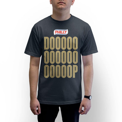 "Buy Now – ""Doop"" Shirt – Philly & Sports Merch – Cracked Bell"