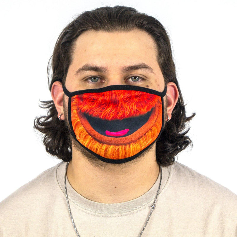 "Buy Now – ""Grit Smile"" Mask – Cracked Bell"