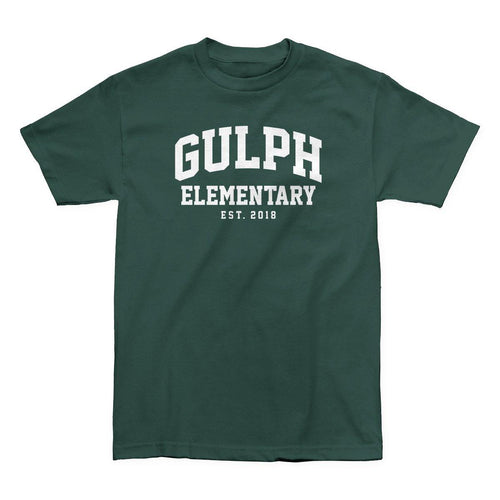 "Buy Now – Gulph Elementary School ""EST 2018"" Shirt – Philly & Sports Merch – Cracked Bell"