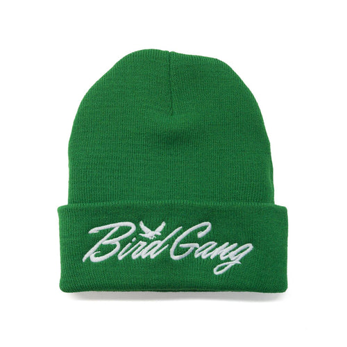 "Buy Now – ""Bird Gang"" Beanie – Philly & Sports Merch – Cracked Bell"
