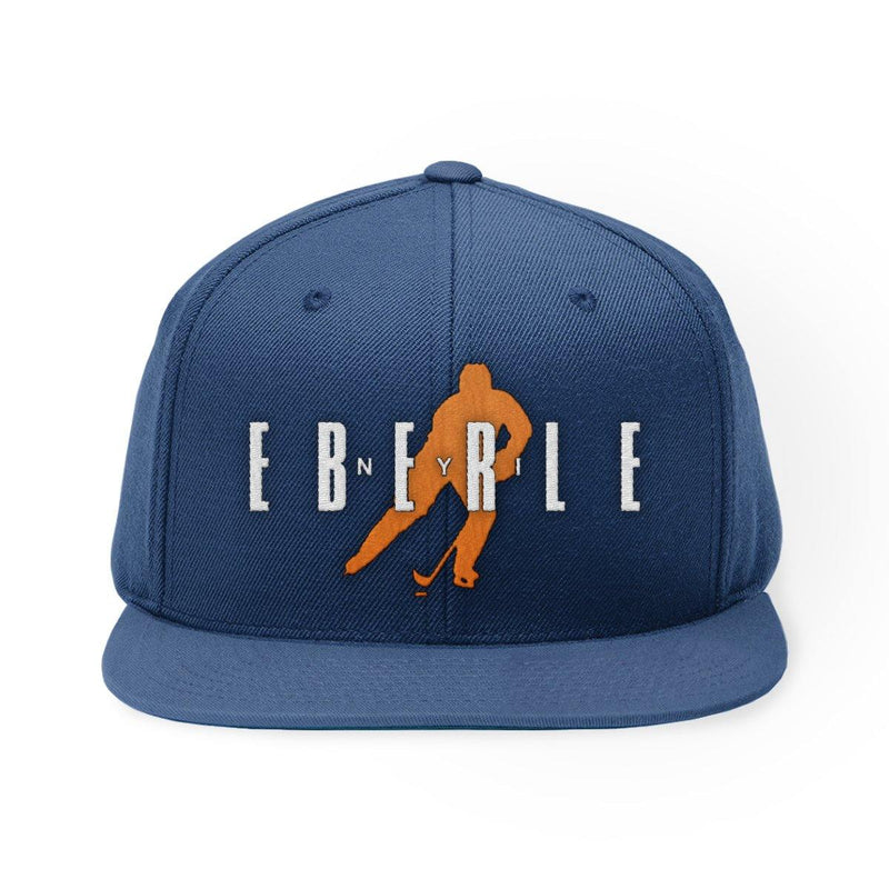 "NY Bootleg ""Air Eberle"" Fitted Hat"