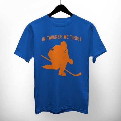 "NY Bootleg ""In Tavares We Trust"" Shirt"