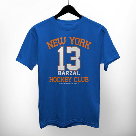 "NY Bootleg ""Property Of Barzal"""